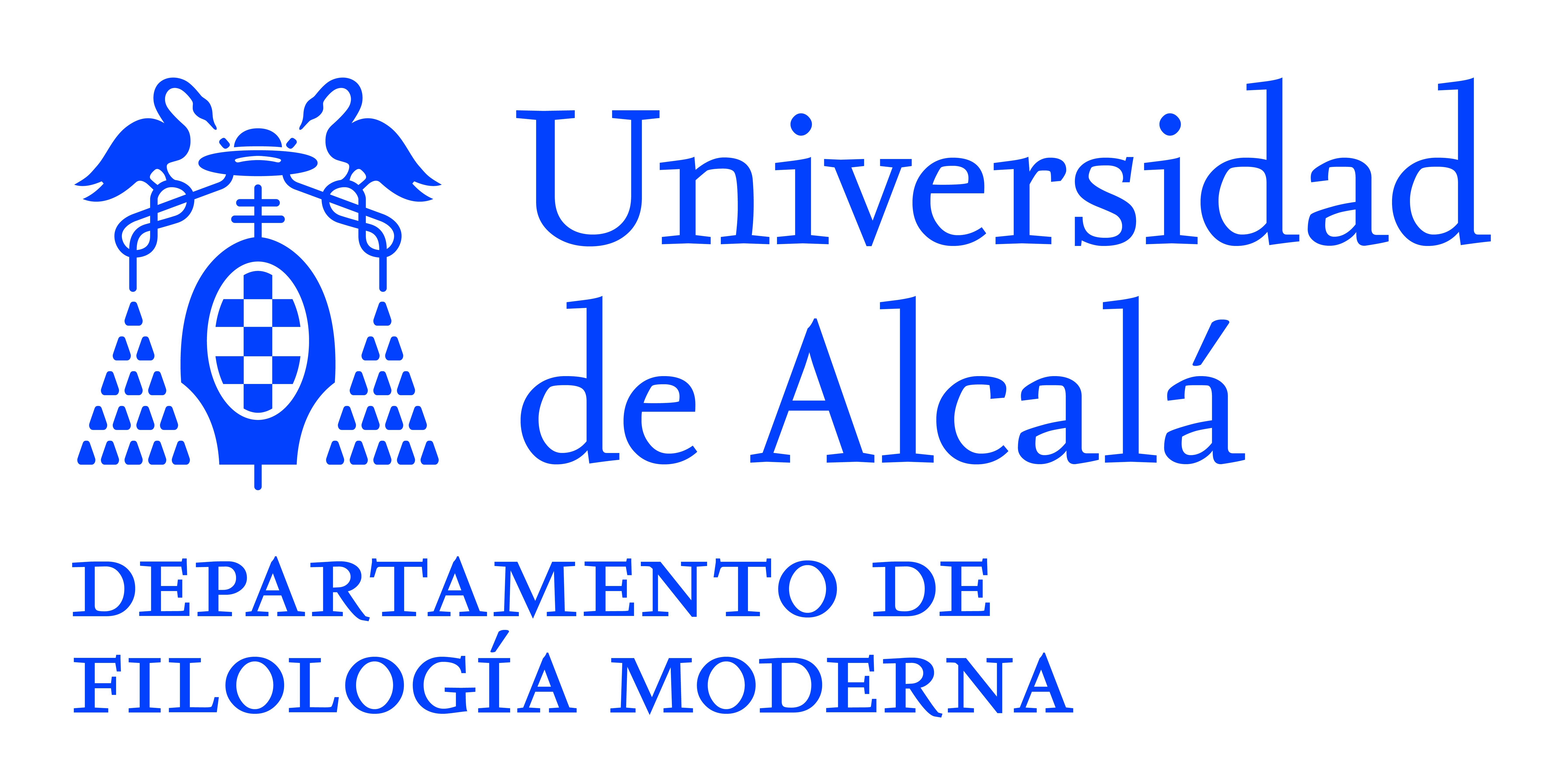 Dpto. Filología Moderna Universidad de Alcalá