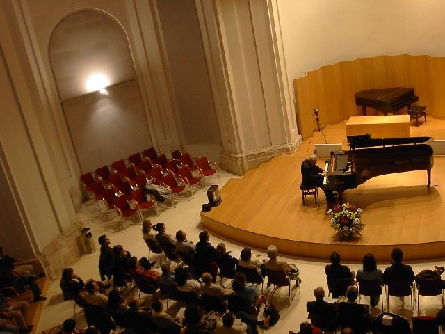Aula de Música Universidad de Alcalá