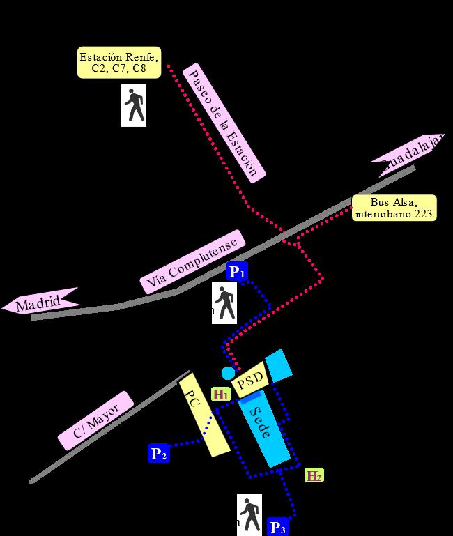 Plano y ubicacion