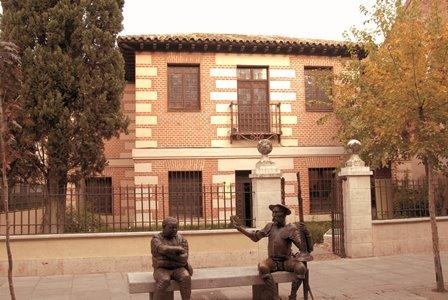 Casa_natal_Cervantes_Alcalá_de_Henares
