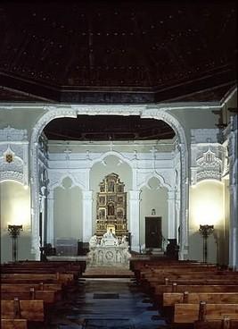 Capilla San Ildefonso
