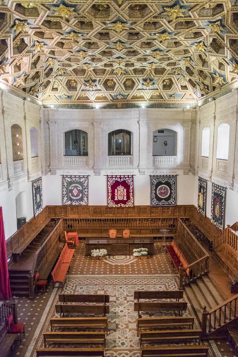 Paraninfo de la Universidad de Alcalá