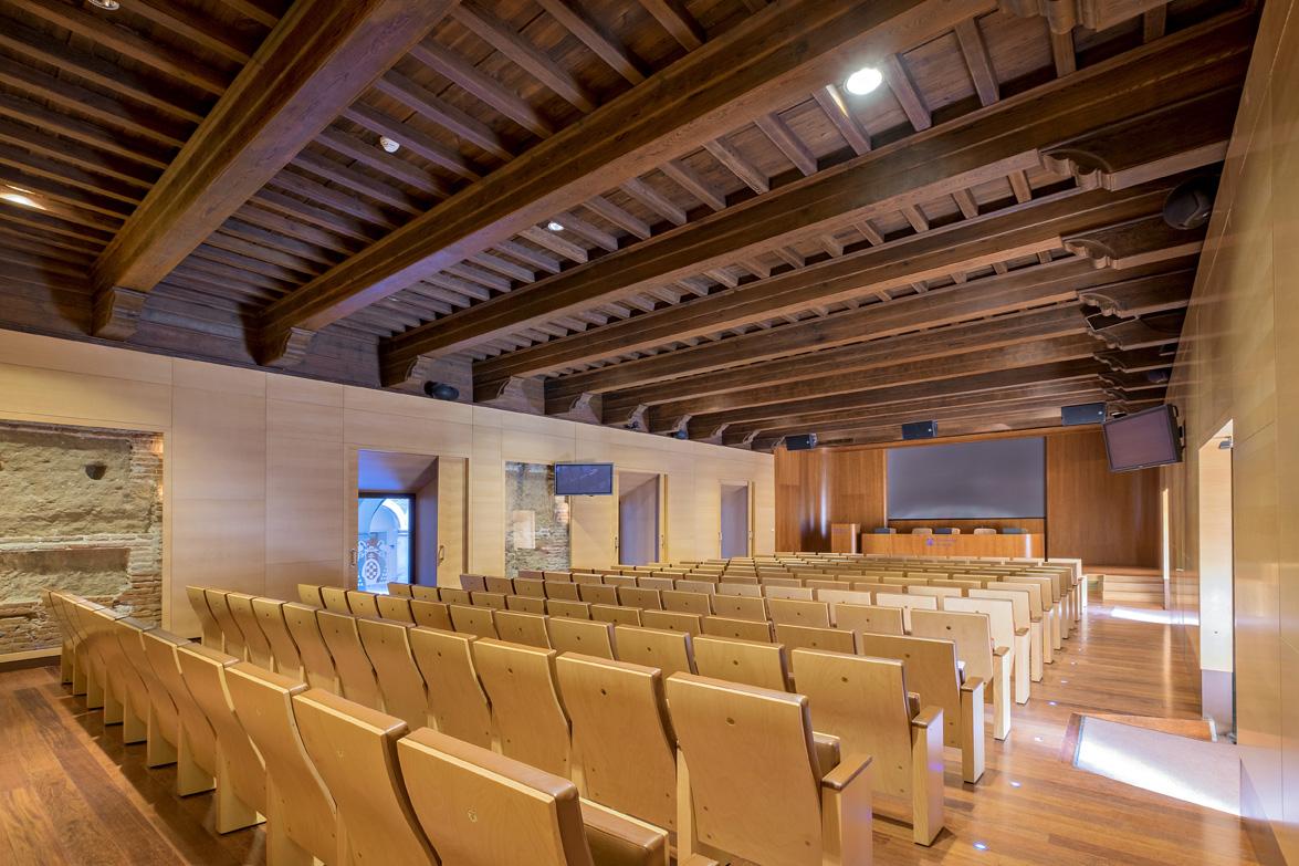 Salón de Actos Universidad de Alcalá