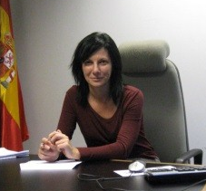 Sra. Maria Dolores Moreno Raymundo