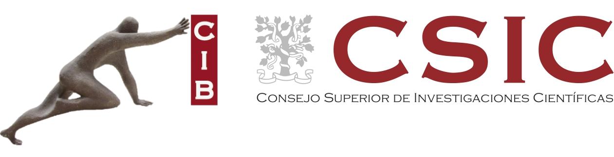 Logotipo CIB CSIC