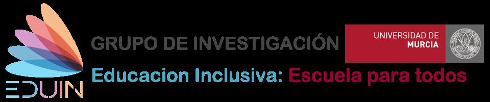 """Grupo de investigación """"Educación Inclusiva: Escuela para Todos"""" de la Universidad de Murcia"""