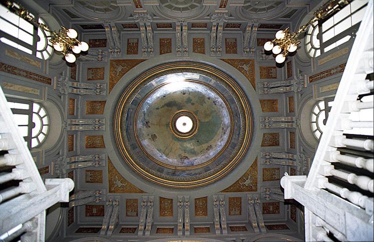 Cupula Palacio de la Diputacion