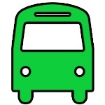 Autobús verde